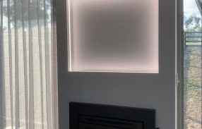 drywall recessed wall niche melbourne