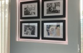 plaster wall niche melbourne